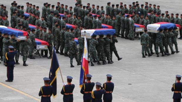 Salutes to the Fallen 44